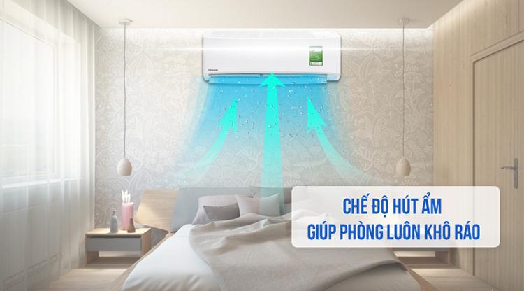 Máy Lạnh Panasonic N9VKH-8 (1 HP Thường) 5