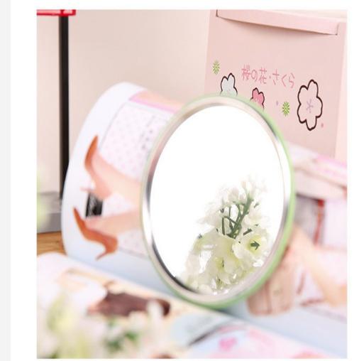 Combo 5 Gương mini bỏ túi siêu cute , nhỏ gọn xinh xắn thích hợp cho các bạn nữ có thể mang theo khắp mọi nơi GD222-GuongMN giao ngẫu nhiên 6