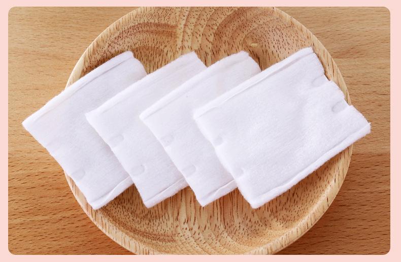 Túi Bông Tẩy Trang Lameila Chất Liệu Cotton Cao Cấp 50 Miếng - Giao Mầu Ngẫu Nhiên -MP093 4