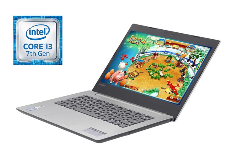 Laptop Lenovo Ideapad 330-14IKBR 81G2001BVN Core i3-7020U/ Win10 (14 inch HD) - Hàng Chính Hãng  = 8.990.000 ₫