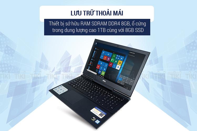 Laptop Dell Inspiron 7567 N7567E Core i7-7700HQ / Dos (15.6 inch)