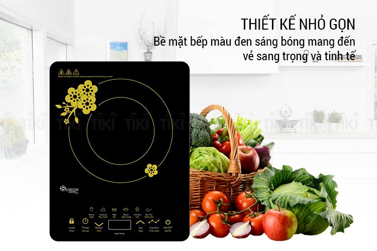 Bếp Hồng Ngoại Sowun SWF159 (2000W) - Hàng Chính Hãng
