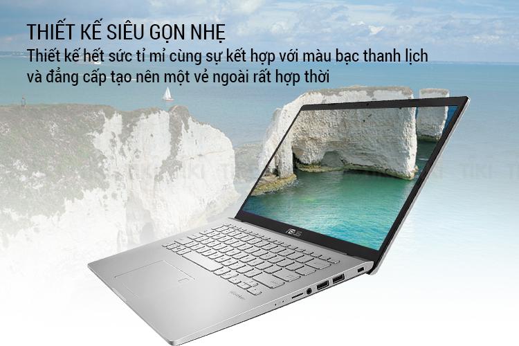 Laptop Asus Vivobook X409FJ-EK137T Core i7-8565U/ MX230 2GB/ Win10 (14 FHD) - Hàng Chính Hãng
