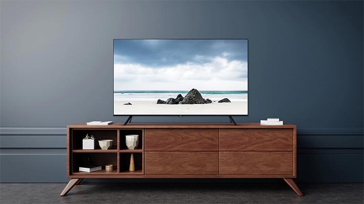 Smart Tivi Samsung 4K 43 inch UA43TU8000 - Hàng chính hãng