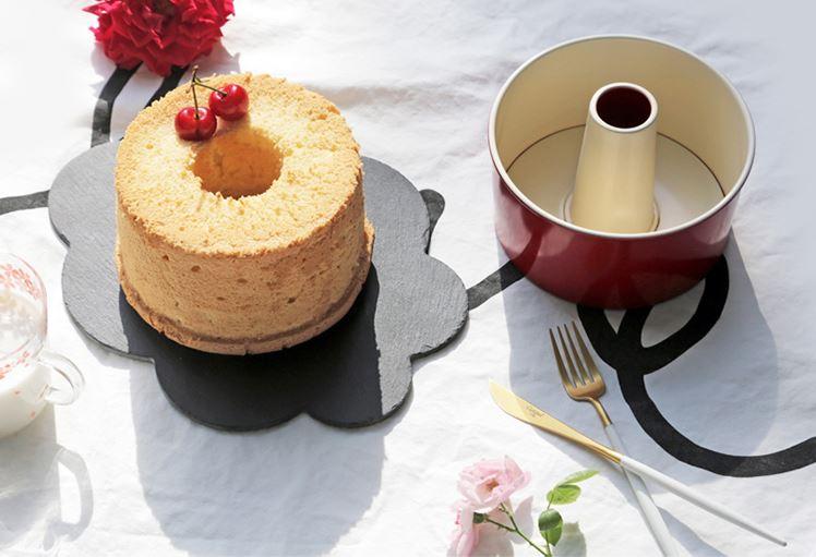 Khuôn Nướng Bánh Có Lõi Trụ Yangchen (8 Inch)