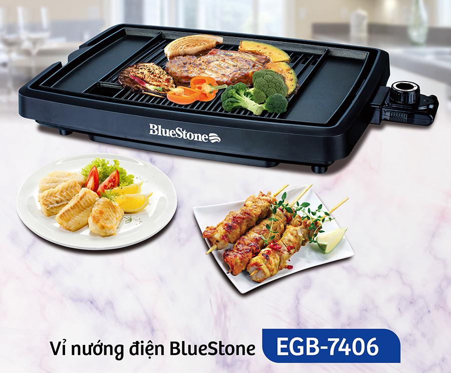 Vỉ Nướng Bluestone EGB-7406 (1450W)