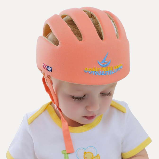 Mũ bảo hiểm đầu cho bé tập đi, tập bò dành cho bé từ 3 tháng - 4 tuổi 3