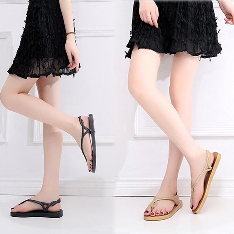 Giày sandal nữ ,thiết kế dây gài độc đáo 9600413 9
