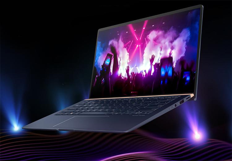 """Laptop Asus Zenbook 13 UX333FA-A4116T Core i7-8565U/Win10/ Numpad (13.3"""" FHD) - Hàng Chính Hãng"""