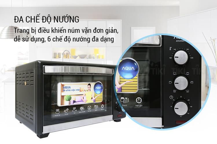 Lò Nướng Aqua ATO-CRL5076 (29L) - Hàng Chính Hãng