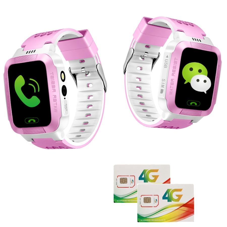 đồng hồ thông minh định vị cho bé