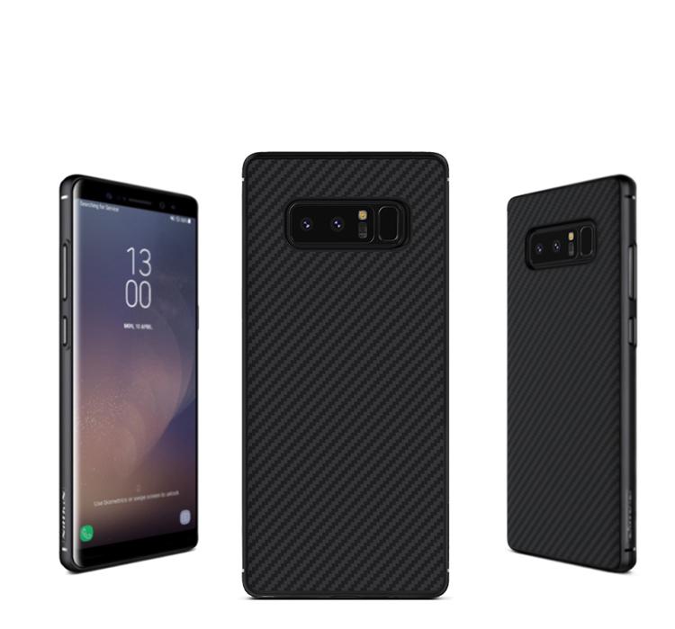 Ốp Lưng Họa Tiết Sọc Chéo Cho Samsung Galaxy Note8 Nillkin