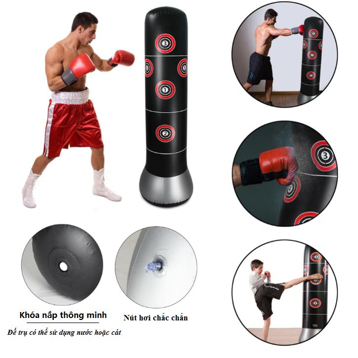 Trụ đấm bốc tự cân bằng Pure Boxing 1