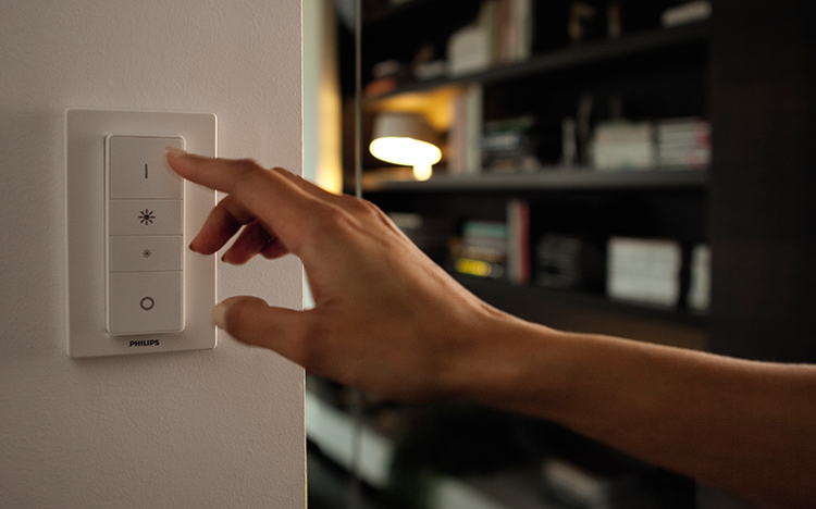 Công Tắc Philips Hue Dimmer Switch