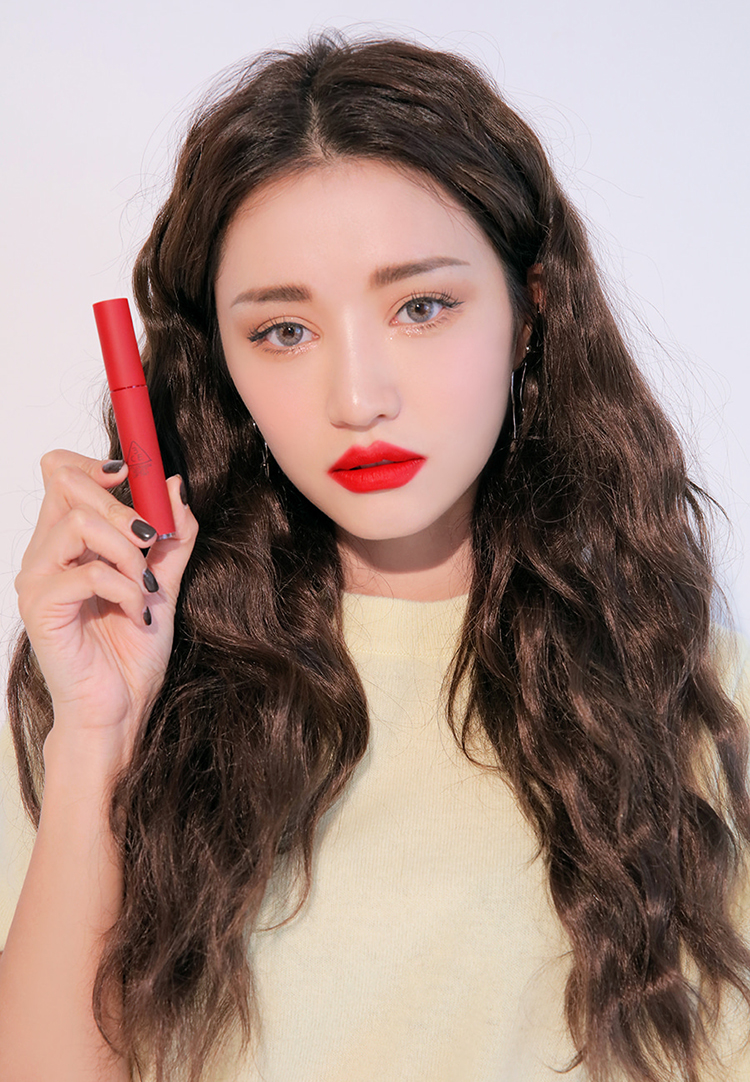 Son Kem Lì 3CE Velvet Lip Tint - Best Ever
