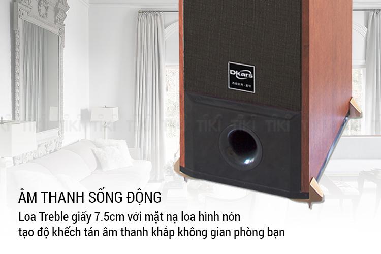 Loa Đứng Karaoke Dkars D-600 - Hàng Chính Hãng