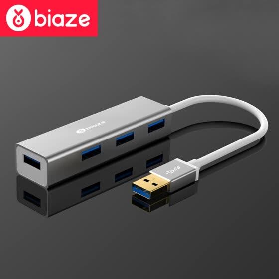 Hub Chia Cổng USB Thành 4 Cổng BIAZE USB Splitter 3.0 (1m)