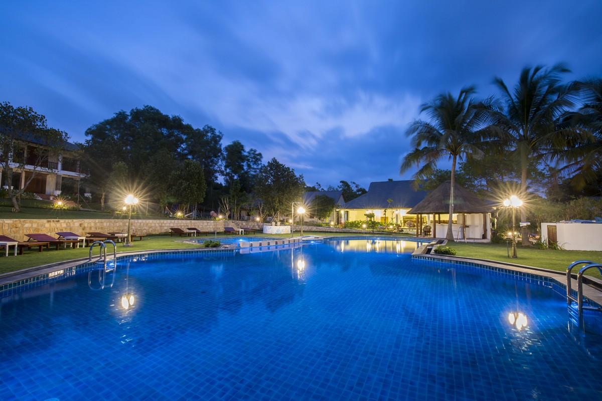 MyPlace Siena Garden Resort 3 * Phú Quốc - Gói 4N3Đ, Bữa sáng tự