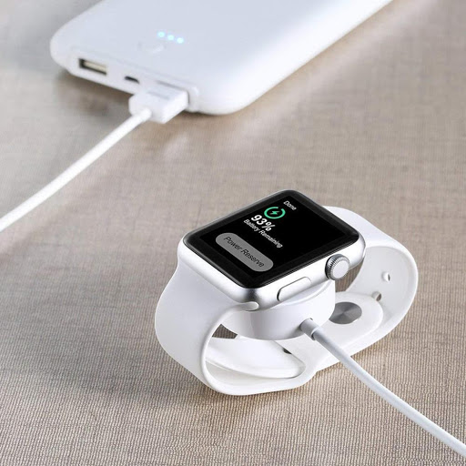 Combo Củ sạc và cáp sạc cao cấp cho đồng hồ Apple Watch 5