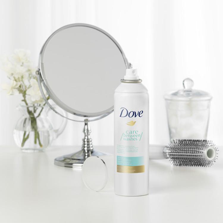 Dầu Gội Khô Dove Sạch Thoáng Dove Invisible Dry Shampoo (141g) | Tiki.vn