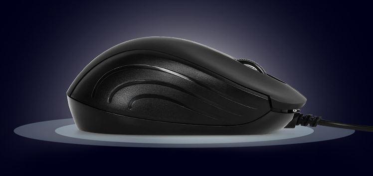 Chuột Có Dây HP S300 - Đen