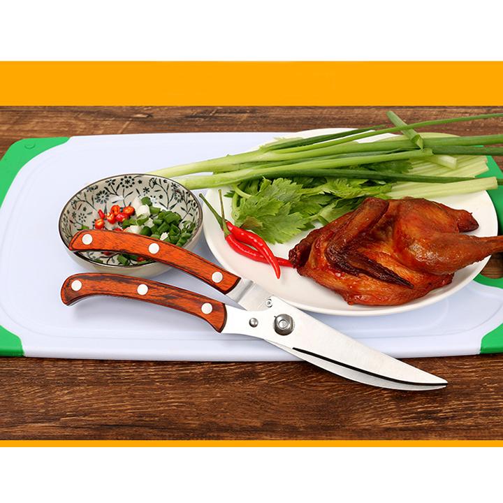 kép cắt gà
