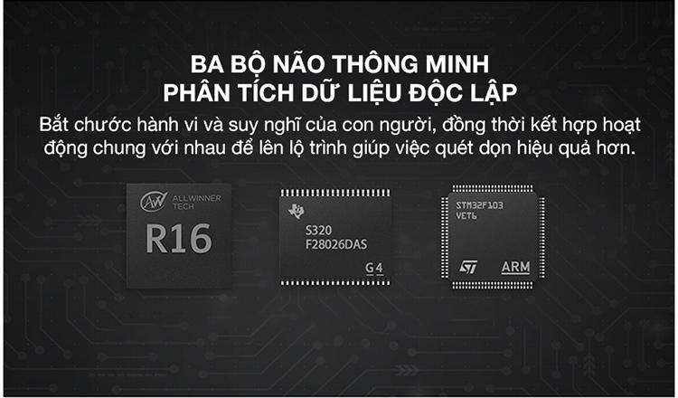 5041bdbf84d5f4b67d5534a19e4e5c6d Robot Hút Bụi Xiaomi SKV4022GL Mi Robot Vacuum - Hàng Chính Hãng