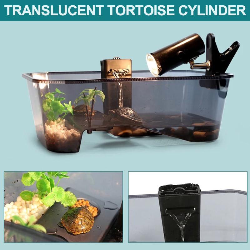 Bể Nhựa Nuôi Rùa Tiện Dụng