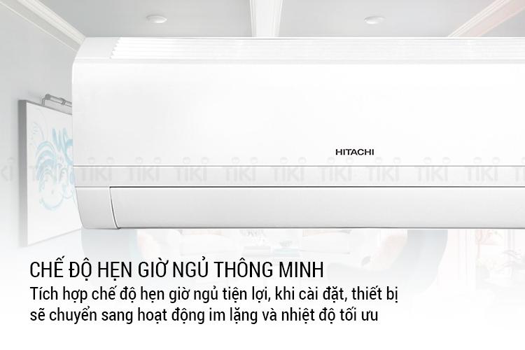 Máy Lạnh Hitachi RAS-EJ10CKV (1.0HP) - Hàng Chính Hãng