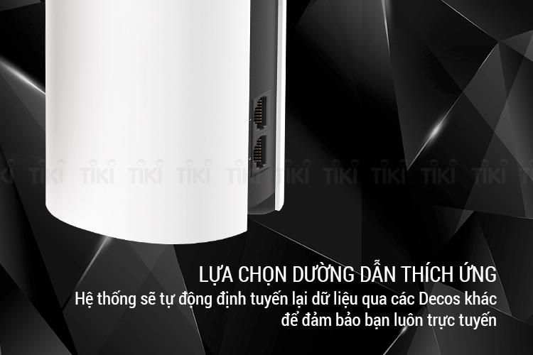 Bộ Phát Wifi Mesh TP-Link Deco M4 AC1200 MU-MIMO (2-pack) - Hàng Chính Hãng