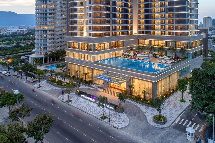 Vinpearl Condotel Riverfront 5* Đà Nẵng - Giá Mùa Lễ/Tết & Đỉnh Điểm