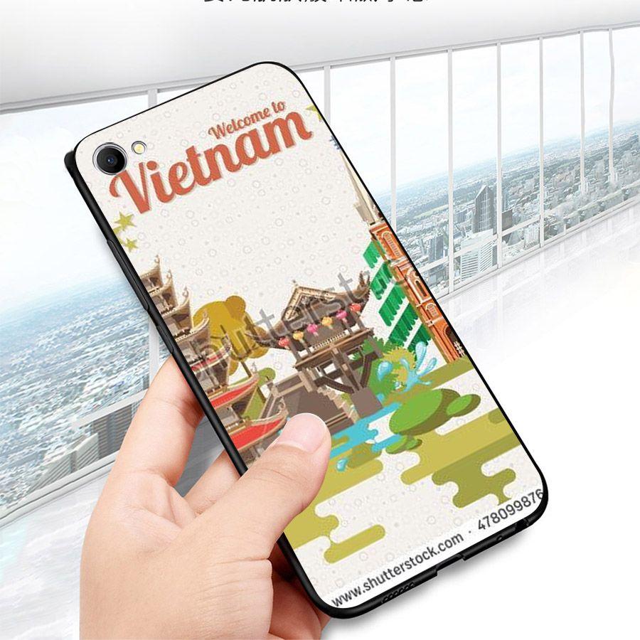 Ốp điện thoại dành cho máy Oppo F1S/A59 - tôi yêu việt nam thơ mộng MS VNTM026