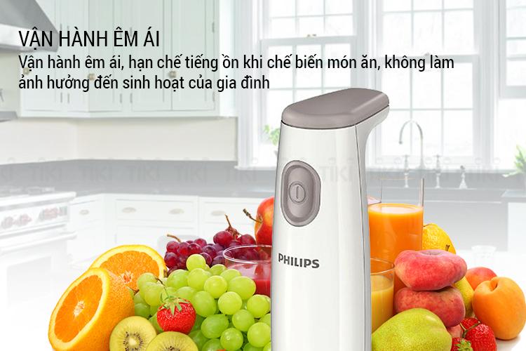Máy Xay Sinh Tố Cầm Tay Philips HR1604 - Hàng chính hãng
