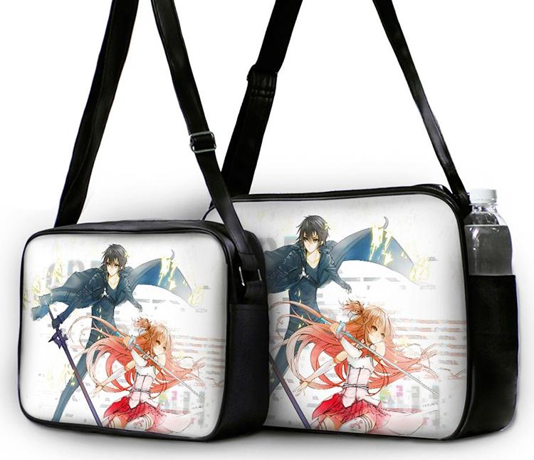 Túi Đeo Chéo Hộp Unisex Kirito Và Asuna - TCMA201