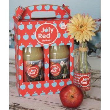 Nước ép táo JOLY RED Hà Lan [chai 1 lít] (Ảnh 3)