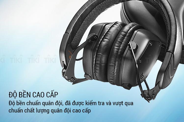 Tai Nghe Có Dây Chụp Tai On-ear V-MODA XS - Hàng Chính Hãng