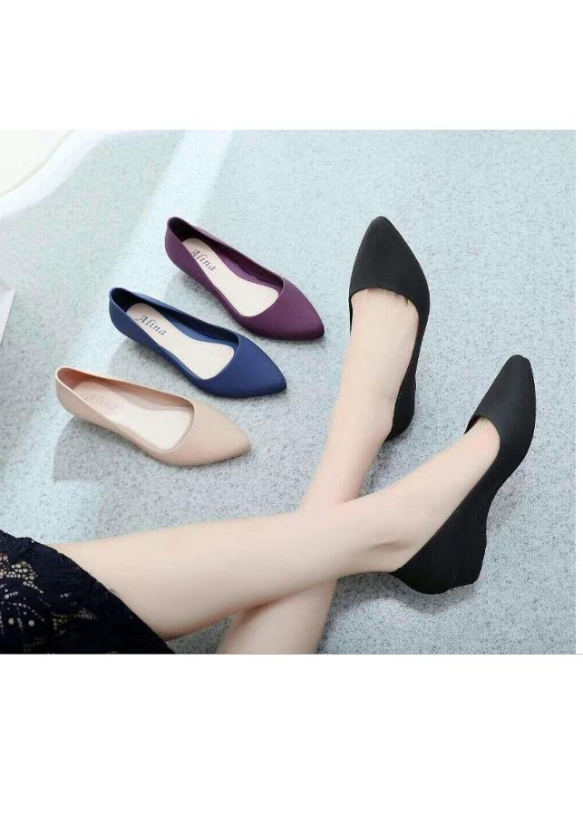 Giày nhựa thời trang mùa hè chịu nước hàng cao cấp GIAY01 5