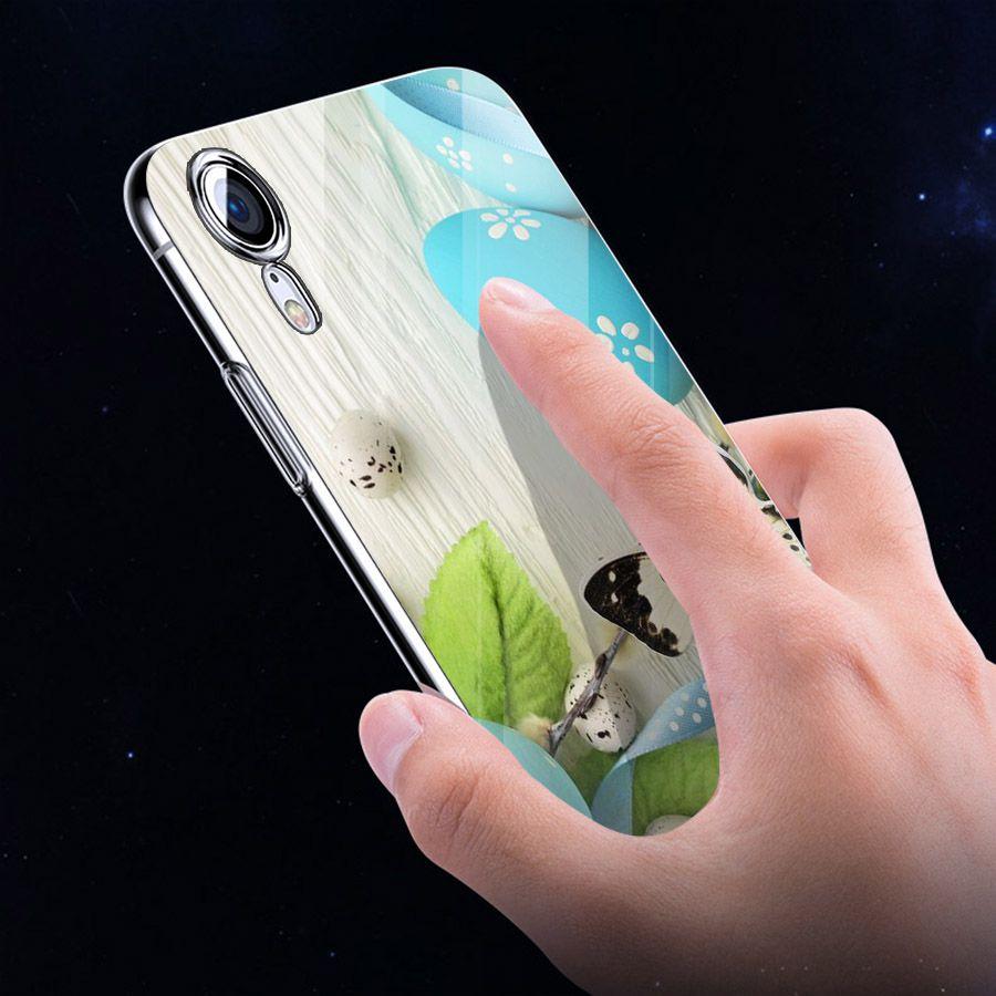 Ốp điện thoại kính cường lực cho máy iPhone X/XS - bướm đẹp MS BUOMD096