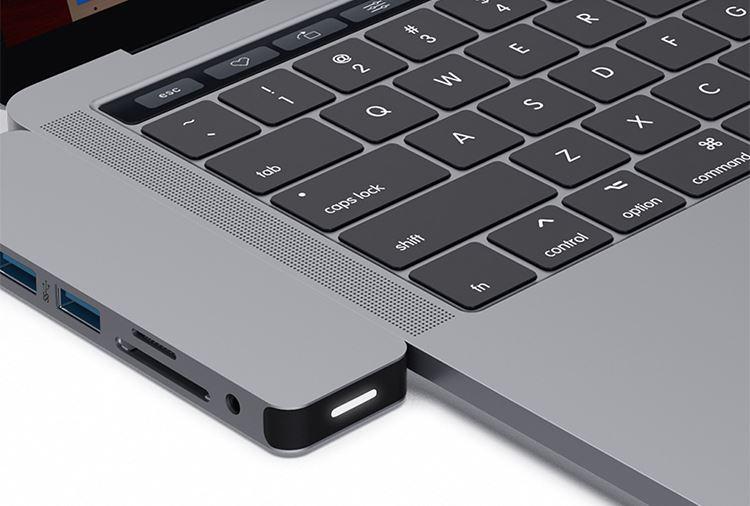 HyperDrive dock type-c to hdmi Lenovo Dell millet Apple laptop converter Type-c interface