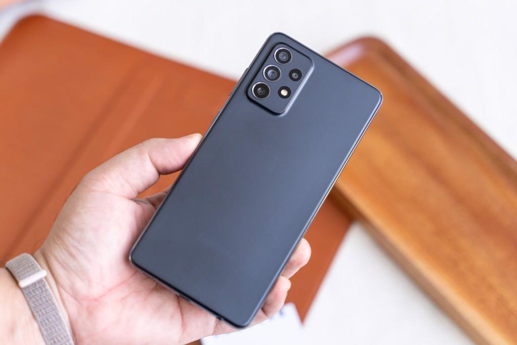 Điện Thoại Samsung Galaxy A72 (8GB/128GB) - ĐÃ KÍCH HOẠT BẢO HÀNH ĐIỆN TỬ -  Hàng Chính Hãng - Điện thoại Smartphone | DiDongVietNam.com