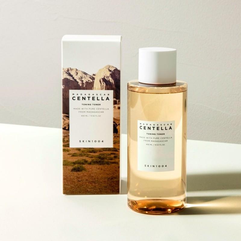 Nước hoa hồng rau má Skin1004 Madagascar Centella Asiatica Toning Toner  210ml   Tiki