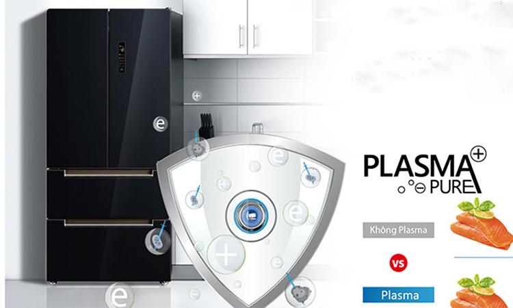 Tủ Lạnh Inverter Toshiba GR-RF532WE-PGV (500L) - Hàng Chính Hãng