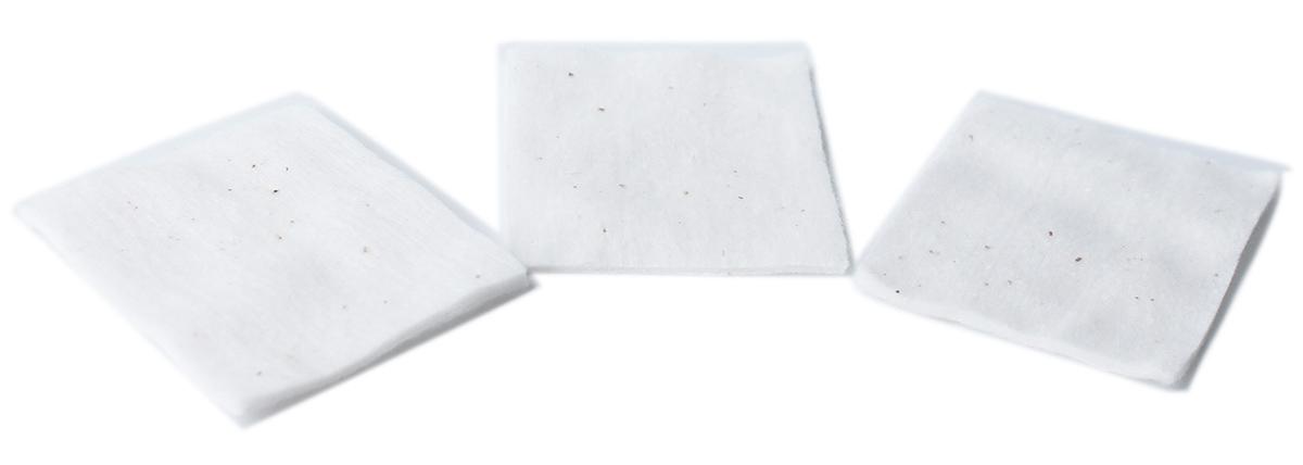 Bông trang điểm ( bông tẩy trang) Nhật Bản bằng bông tự nhiên không tẩy trắng hảo hạng Báo Hồng Miniso Pink Panther Bleach Free Cotton Pad ( gói 200 miếng) không xơ bông bám trên da MNS068 2