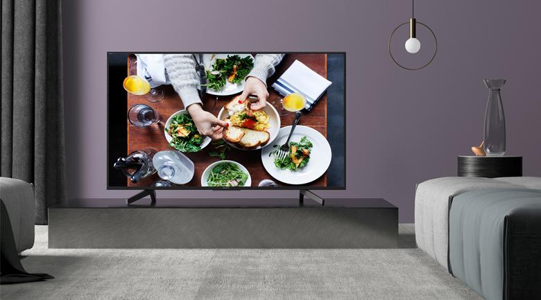 Smart Tivi Sony 55 inch 4K UHD KD-55X7000G - Hàng chính hãng