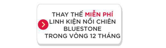 Nồi Chiên Không Dầu Điện Tử Bluestone AFB-5873 (5.5 Lít) - Hàng Chính Hãng = 3.199.000đ