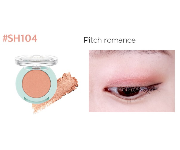 Phấn Mắt Nhũ Lime Color & Eyes Single Shadow 1.4g 8