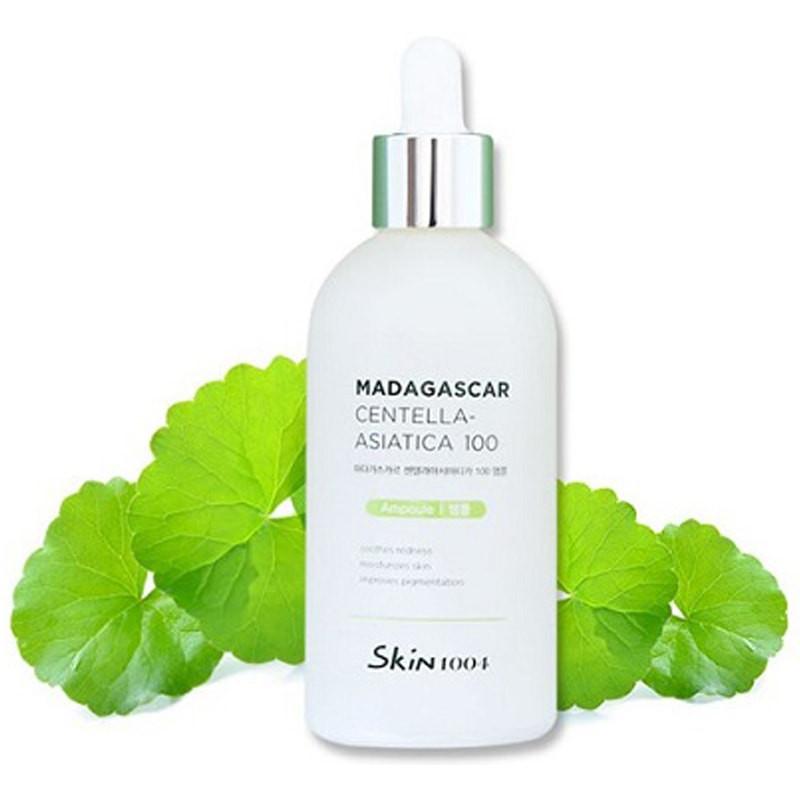 [MẪU MỚI] Tinh Chất Rau Má Trị Mụn Skin1004 Madagascar Centella Asiatica 100 Ampoule