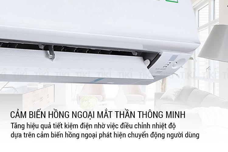 Máy Lạnh Inverter Daikin FTKC25TVMV/RKC25TVMV (1.0HP) - Hàng chính hãng  = 11.340.000đ