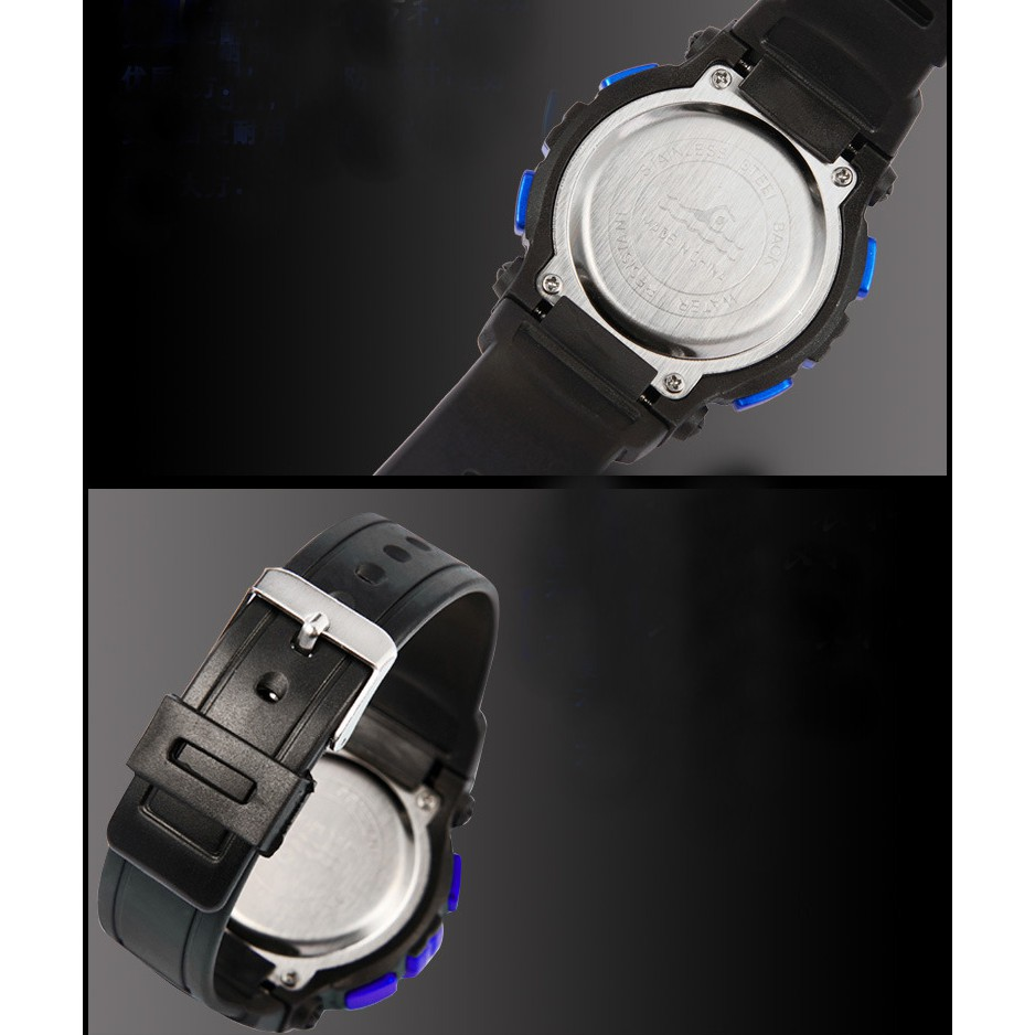 Đồng hồ thể thao trẻ em Synoke 99569 2
