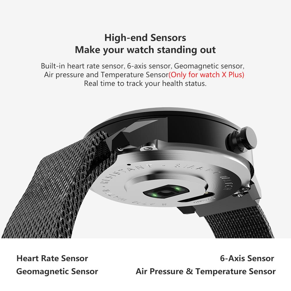 Đồng Hồ Thông Minh Lenovo Watch X Plus